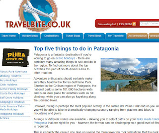 Whale Watching is one Top five things to do in Patagonia -