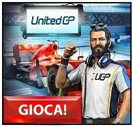 UnitedGP, il gioco online manageriale di auto da Formula 1