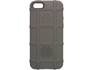 Magpul MAG452 Field Phone Case ODG for Iphone 5 4 Leaf Clover Irish