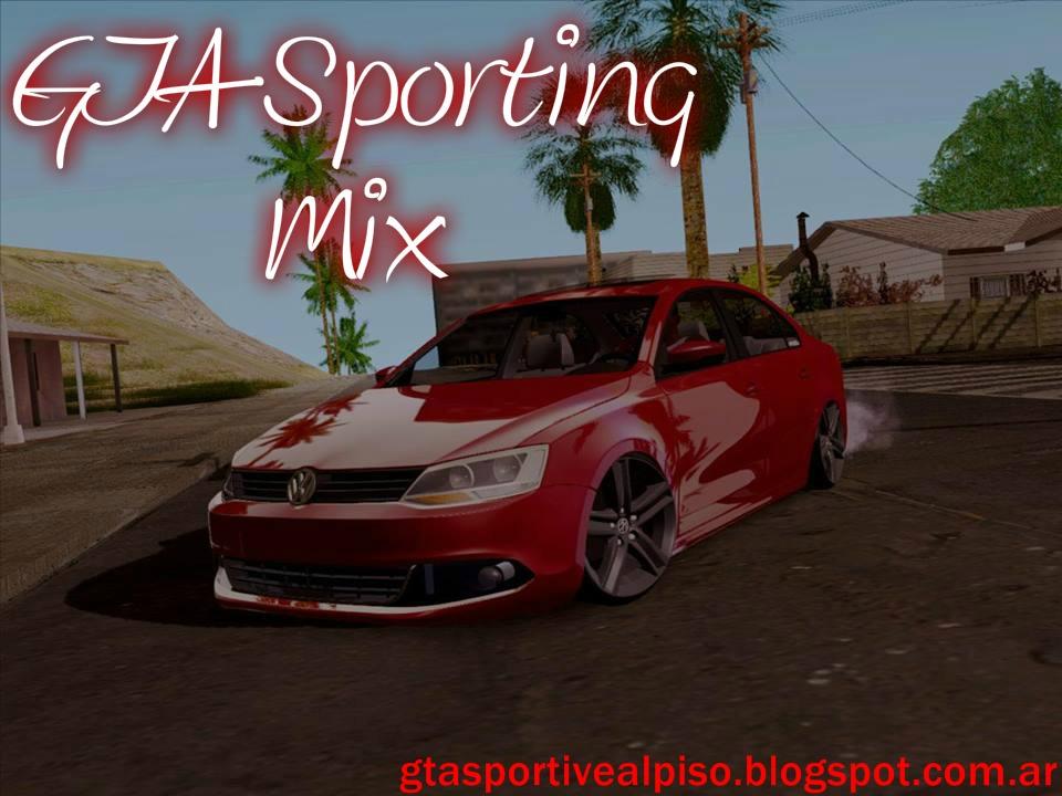 GTA Sporting Mix