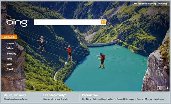 Bing se suma a Google para conceder el derecho al olvido de los usuarios de internet