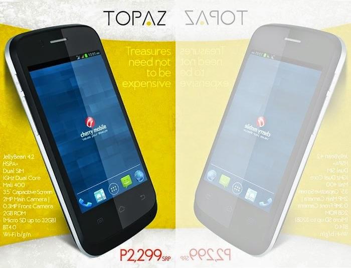 Cherry Mobile Topaz