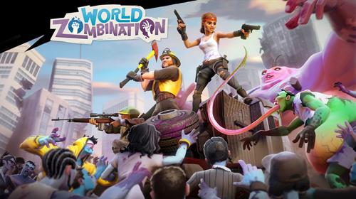 Combate la horda de zombis en World Zombination