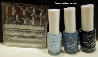 Etude House nail polish Fashion Queen nail collection