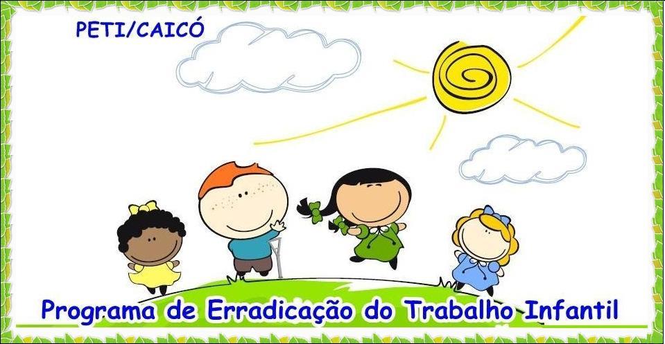 Programa de Erradicação do Trabalho Infantil-PETI