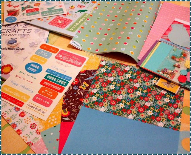 revista Scrapbook PaperCrafter