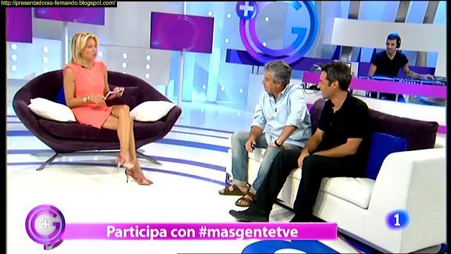 Anne Igartiburu +Gente
