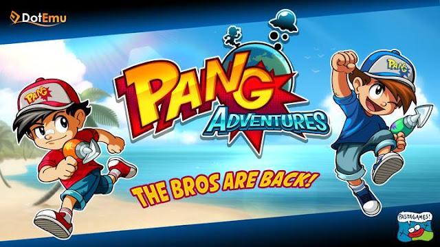 Primeras capturas de la nueva versión de PANG