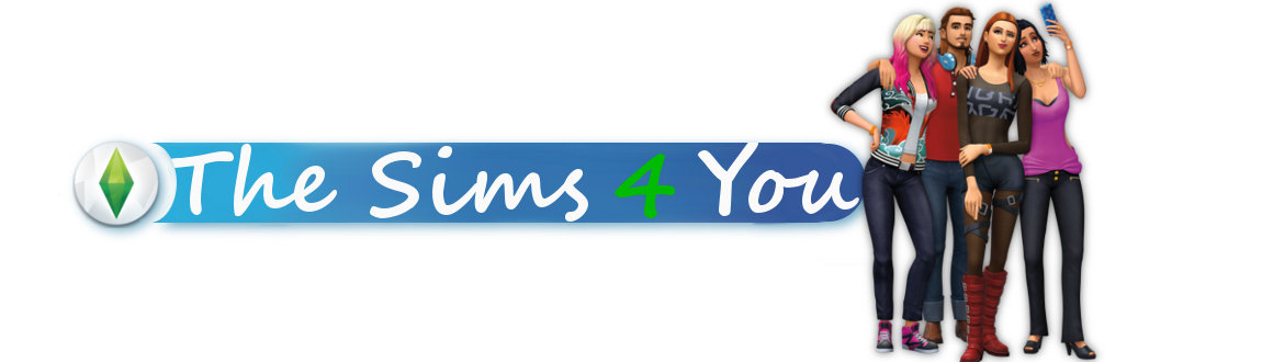 THE SIMS 4 YOU