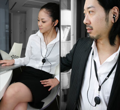 Innovative and Cool Bluetooth Necklaces (10) 8