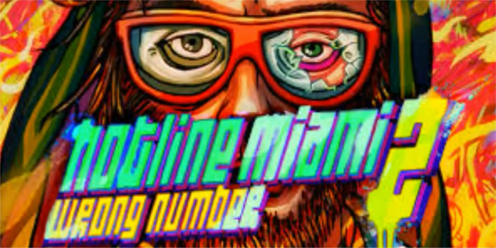 Hotline Miami 2 - Wrong Number Logo