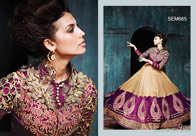 Stylish Heavy Collection Of Long Anarkali Suit