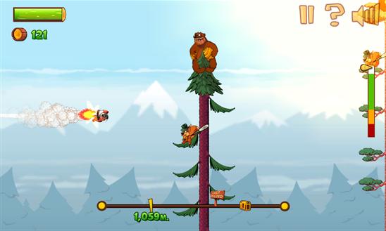 beaver kickin game
