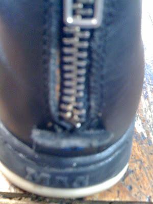 Comment reparer fermeture eclair chaussure - Comment reparer fermeture eclair ...