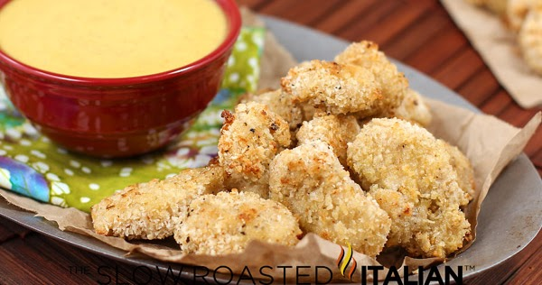 Homestyle Baked Italian Chicken Nuggets