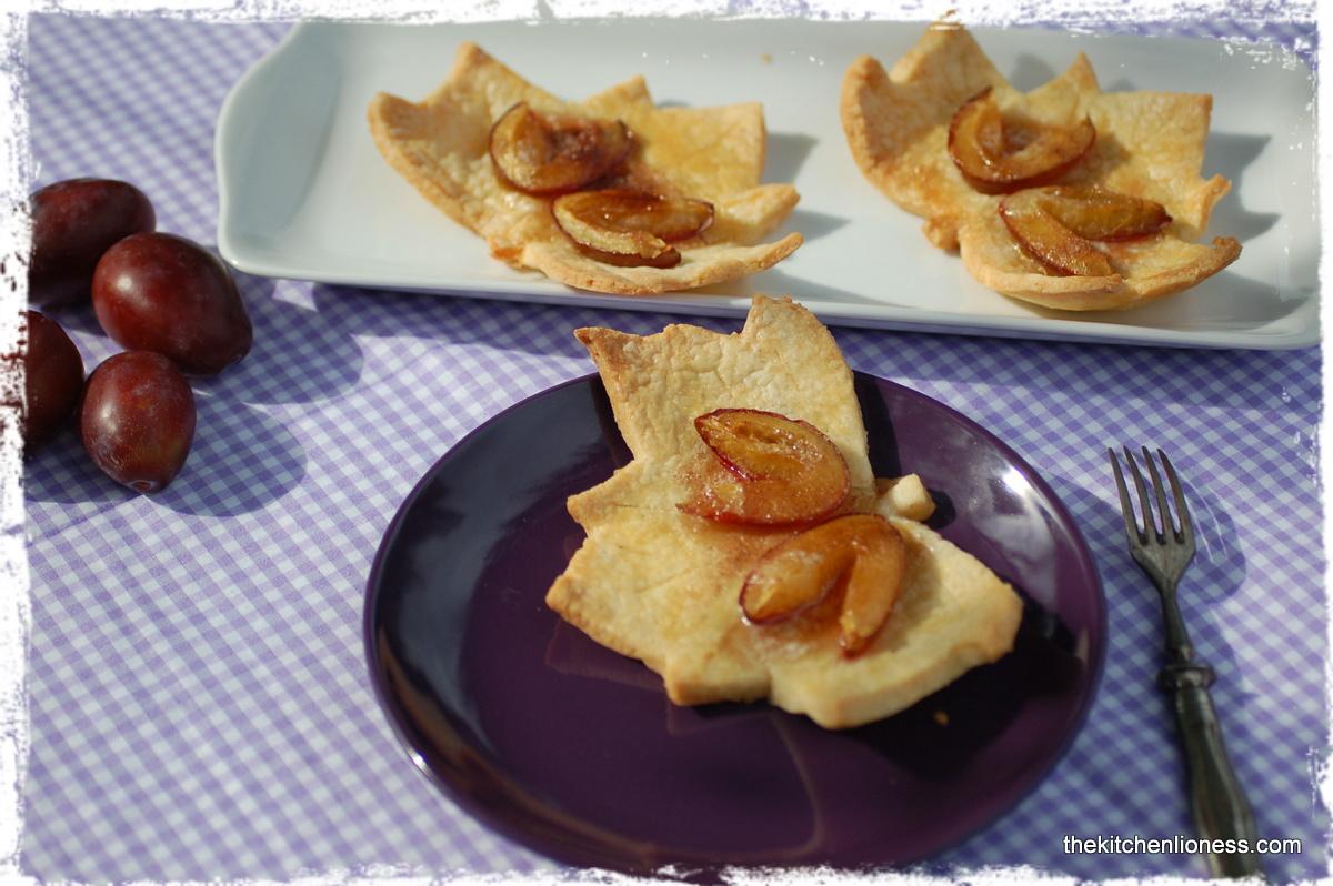 Desserts Using Plums