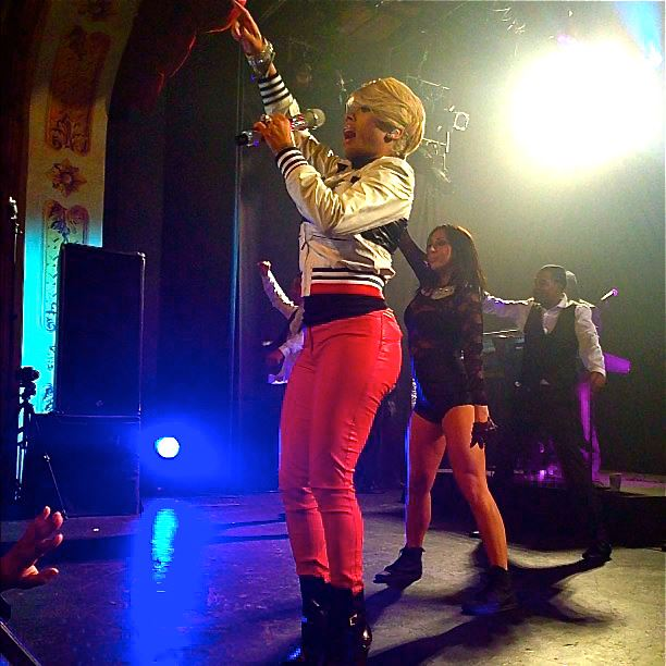 keyshia cole hard rock cafe