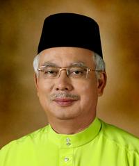 Perdana Menteri YAB DS Najib Tun Razak