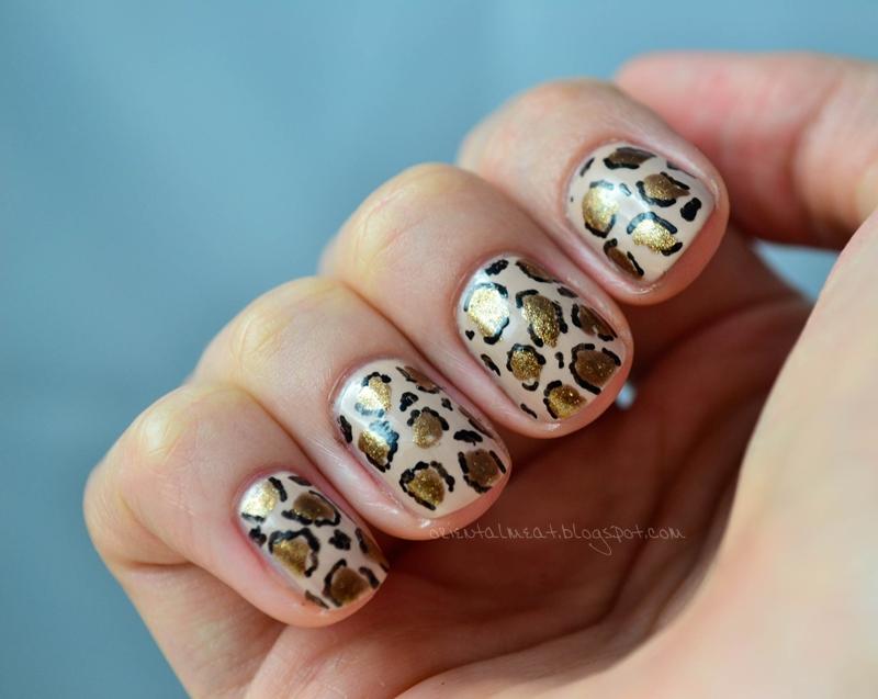 Animal print-pantera