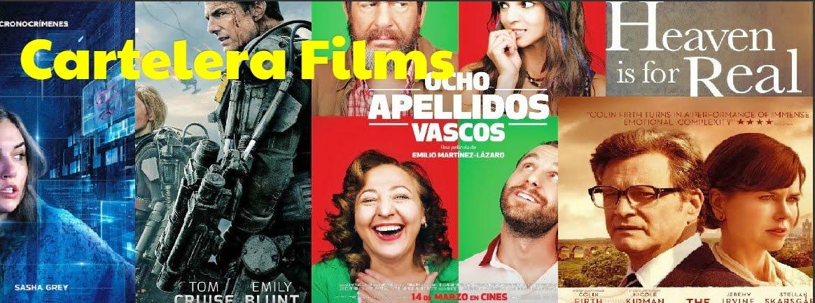Cartelera Films