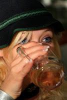 eine Ursache für Sodbrennen: Alkohol