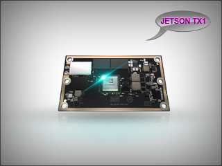 Маленький суперкомпьютер Nvidia Jetson TX1