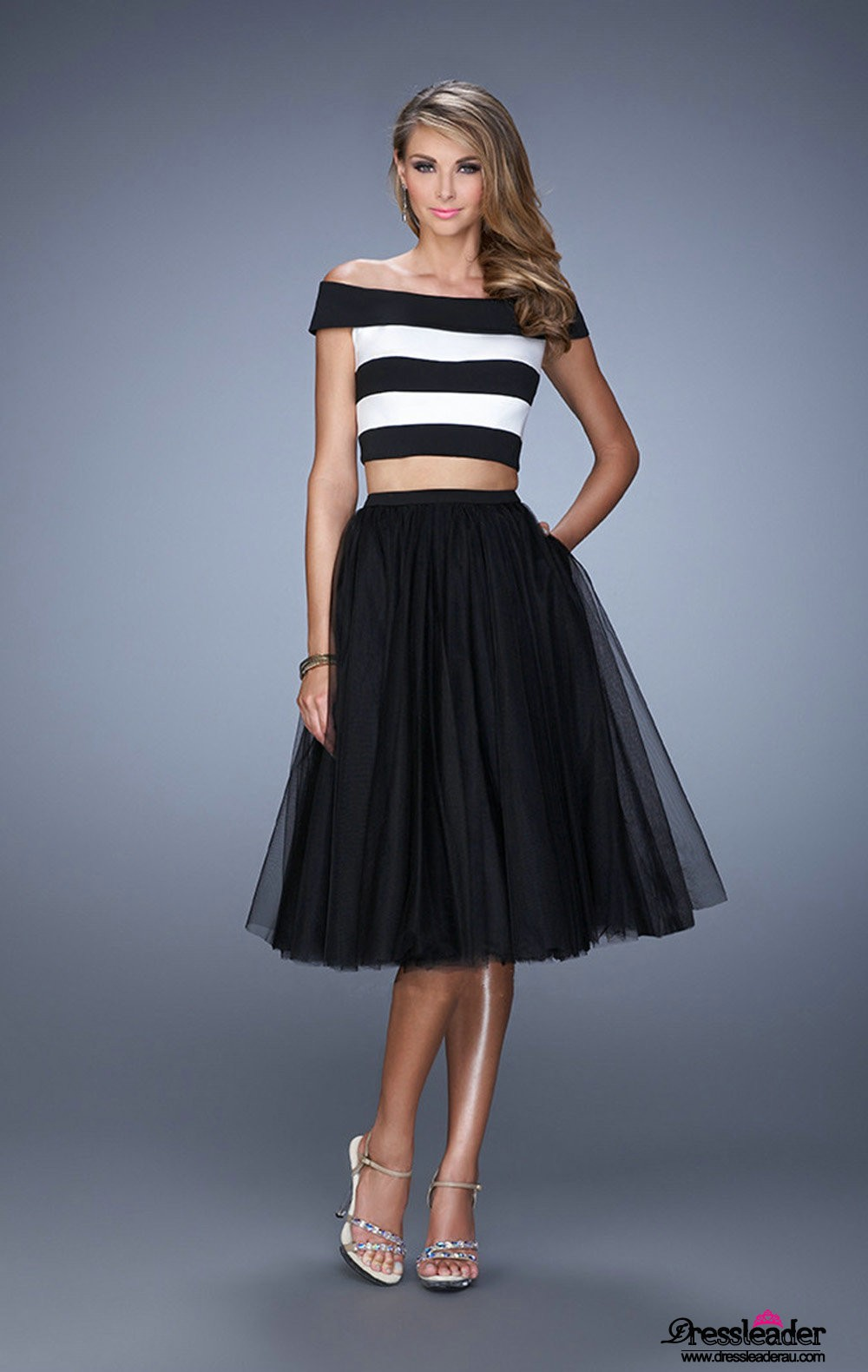 Skirt And Top Formal Wear