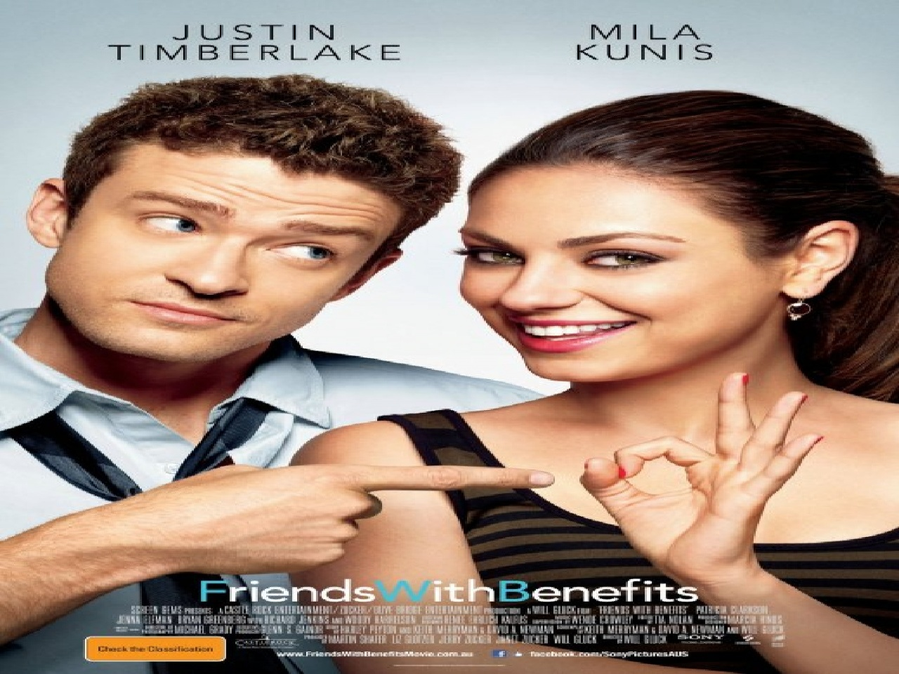 friends with benefits movie essay For those who missed no strings attached some months back, friends with  benefits, which arrives in theaters this friday, has a similar theme.