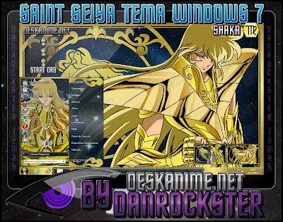 Temas de Los Caballeros del Zodiaco VIRGOSHAKAT7P