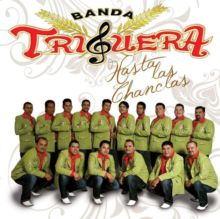 Banda Triguera ¡estrena nuevo material!