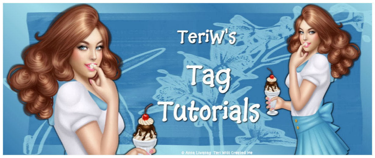 <center>TeriW&#39;s Tag Tutorials</center>