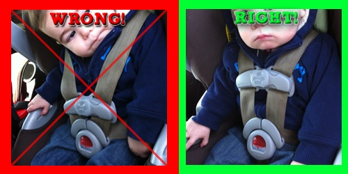 Proper Car Seat Safety