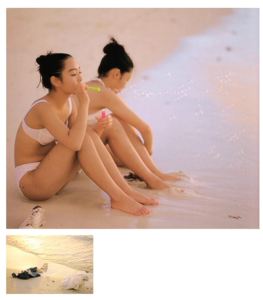 saori nara and yoko mitsuya bikini pics 03