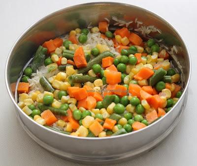 Pressure cooker Rice