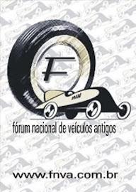 FÓRUM NACIONAL DE VEÍCULOS ANTIGOS