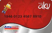 kartu aku bni dari Promo Member Alfamart Minimarket Lokal Terbaik Indonesia