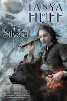 the silvered by tanya huff book cover