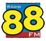 ouvir a Rádio 88 FM 88,3 ao vivo e online Volta Redonda RJ