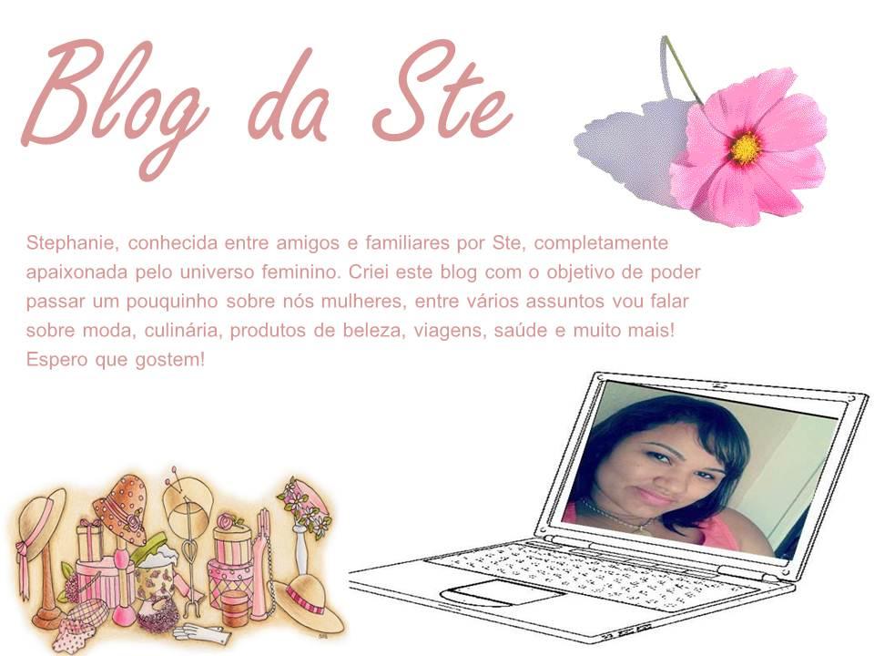 Blog da Ste