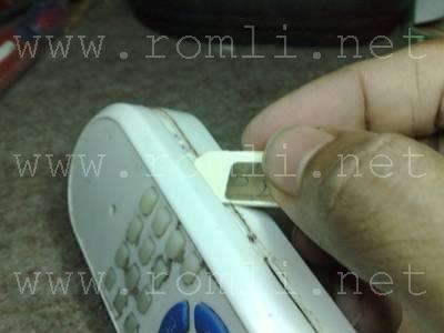 Cara mudah membongkar remote control