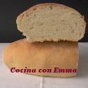 Pan sin corteza