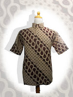 model batik pria terkini