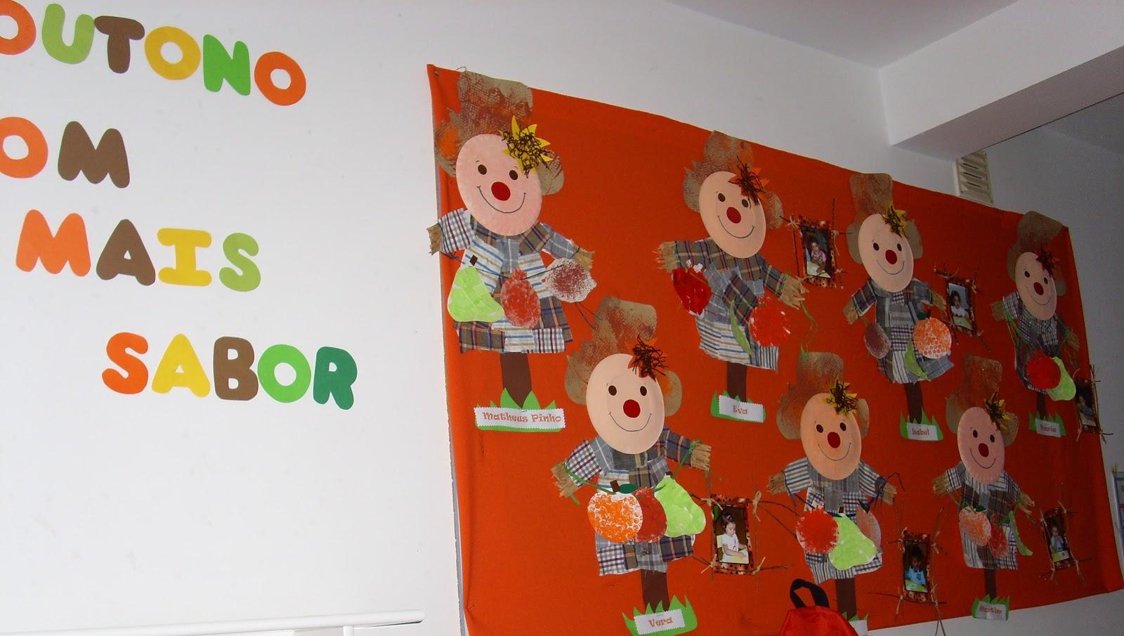 ideias para o outono jardim de infancia : ideias para o outono jardim de infancia:No mundo dos pequeninos: Outono