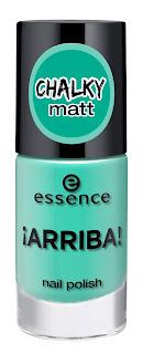 nail polish essence arriba