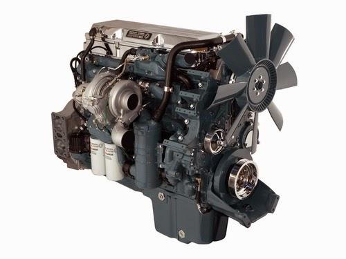 Detroit Diesel Series Engine Mp Pic