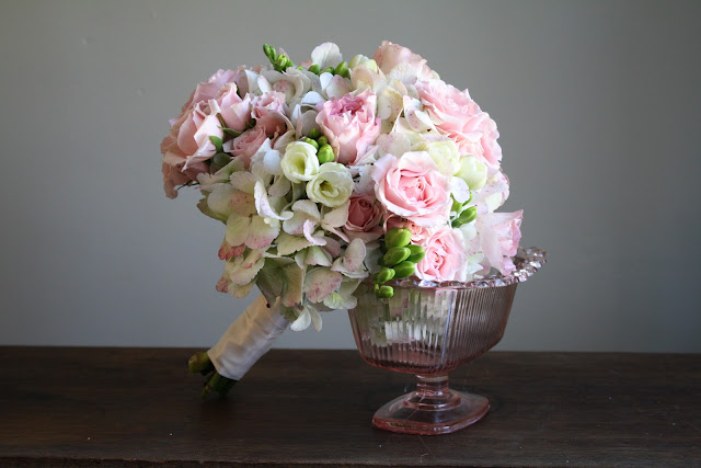 Maid of Honor Bouquet - Splendid Stems Floral Designs