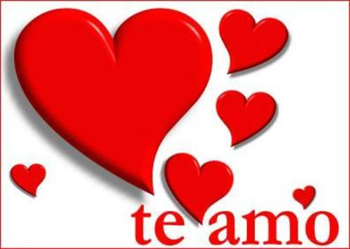 Te amo