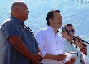 """""""Si hay desfalco en gobierno de Yunes, no habrá borrón y cuenta nueva"""": Cuitláhuac García  ht"""