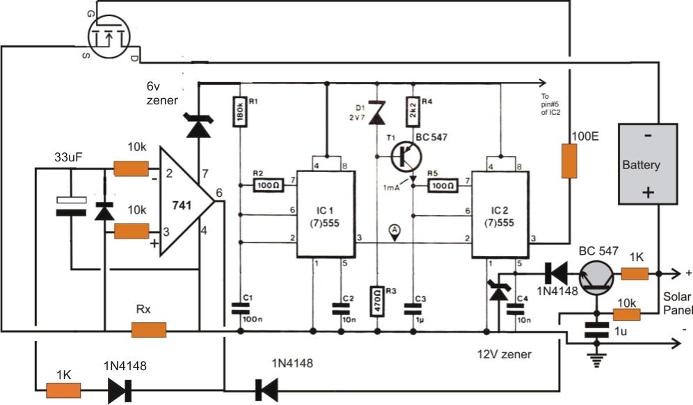 i  v tracker circuit for solar mppt applications