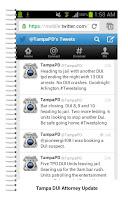 Tampa Criminal Defense, Tampa Police Department, Tampa criminal defense attorney,